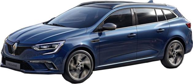 Pokrowce Samochodowe Szyte Na Miarę Renault Megane Iv