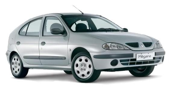Pokrowce Samochodowe Szyte Na Miarę Renault Megane I